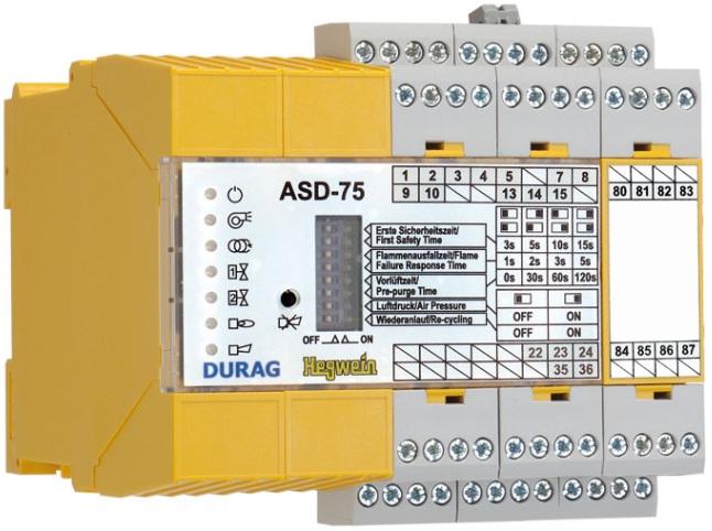 ATHEX bvba - Durag - D-GF75 ASD-75