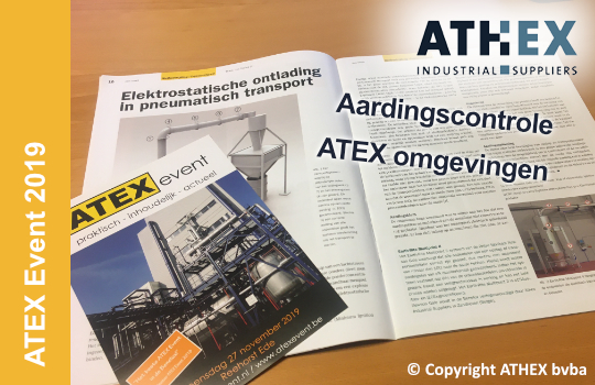 ATEX Event Aardingssystemen